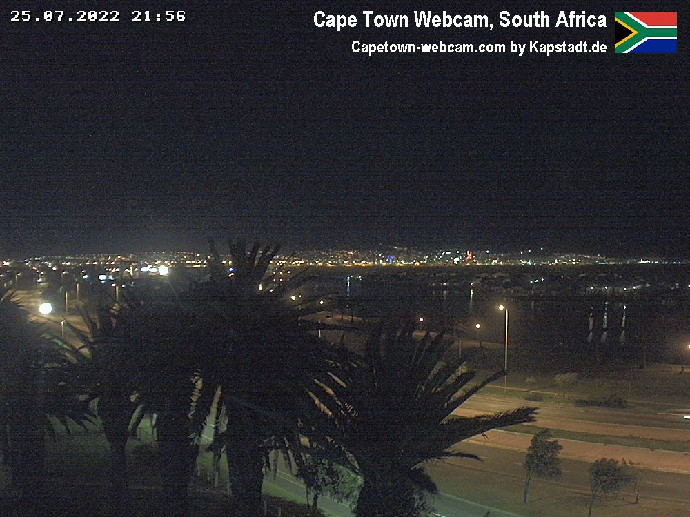 Cape Town Webcam - www.kapstadt.de