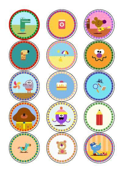 Hey Duggee Edible Cake & Cupcake Toppers   Incredible Cake