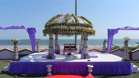 Andamans, Daman and Goa  Cost of Island Beach Wedding in India