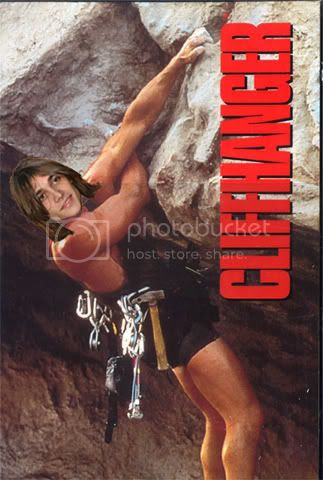 cliffhanger Pictures, Images and Photos