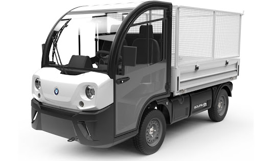 Bradshaw to electrify Freight in the City Expo with Goupil vehicle showcase