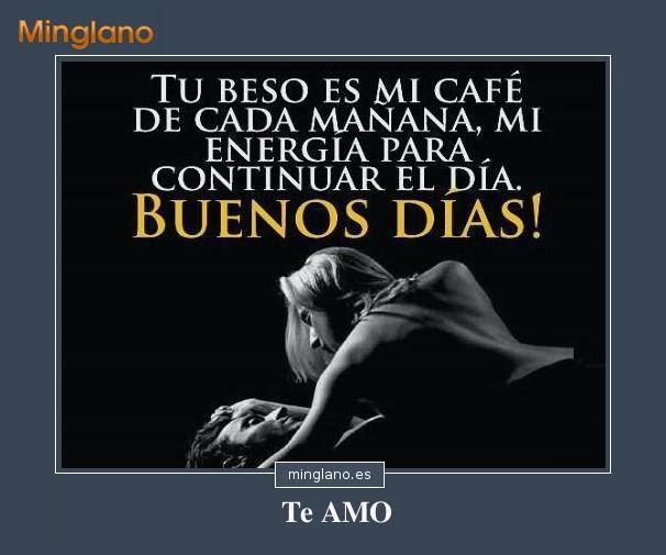 Frases De Buenos Dias Romanticas