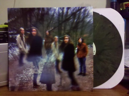The Paperhead - S/T LP - Green Vinyl