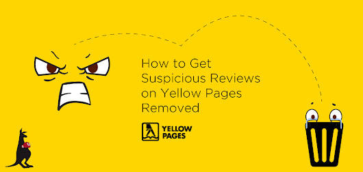 In Your Corner: How to Get Suspicious Reviews on Yellow Pages Removed
