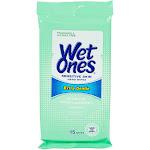 Wet Ones Extra Gentle Hand Wipes - 20 count