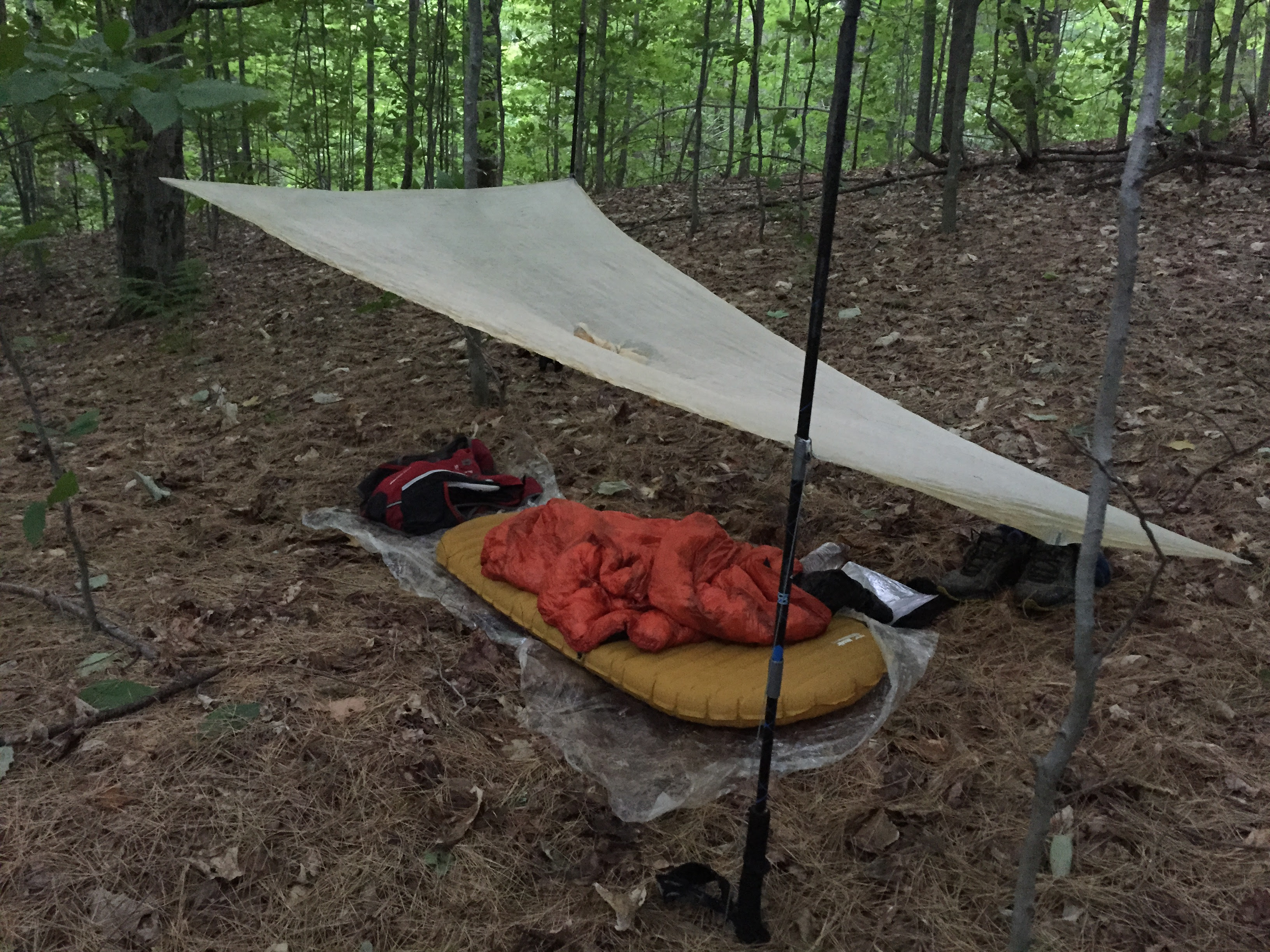 Ultralight Backpacking Appalachian Trail Thru Hike Attempt Gear List Because It S There