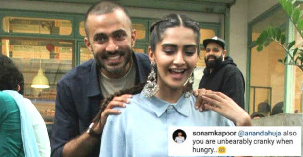 Anand Ahuja Is The Reason Behind Sonam Kapoor's Not Observing The Fast On Her First Karwa Chauth