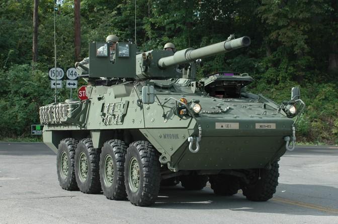 Resultado de imagen para Stryker MGS