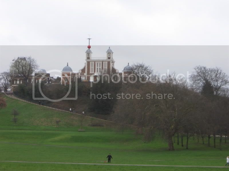 Flamsteed House, Greenwich Observatory