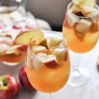 Apple Cider Sangria | How Sweet It Is