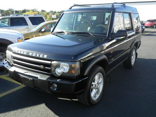 Land Rover Discovery 3 Parts Manual