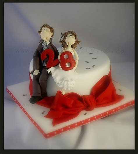 Happy 28th Anniversary! by ?Dot Klerck .?, via Flickr