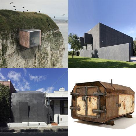 Dezeen archive: bunkers