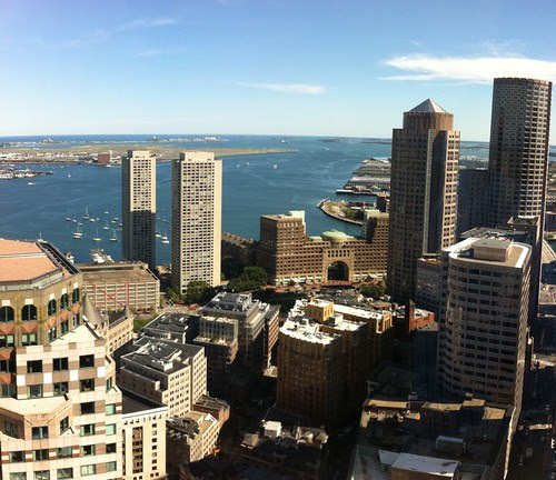 Boston: The View from 53 State Street