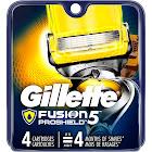 Gillette Fusion ProShield Shaving Cartridges - 4 count