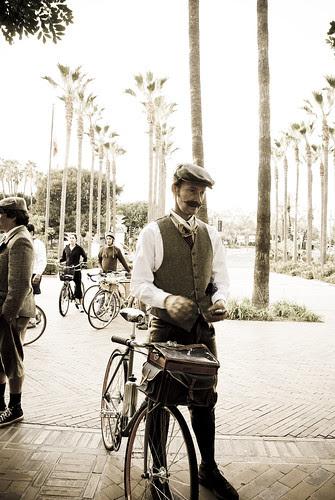 LA Tweed Ride