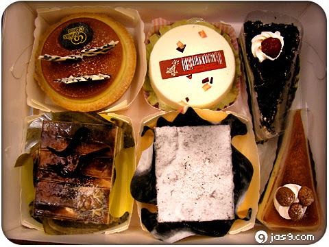 Birthday cake 2007