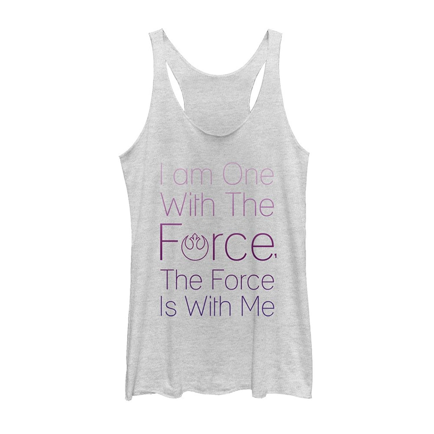 Womens Rogue One Chirrut Quote Tank Top The Kessel Runway