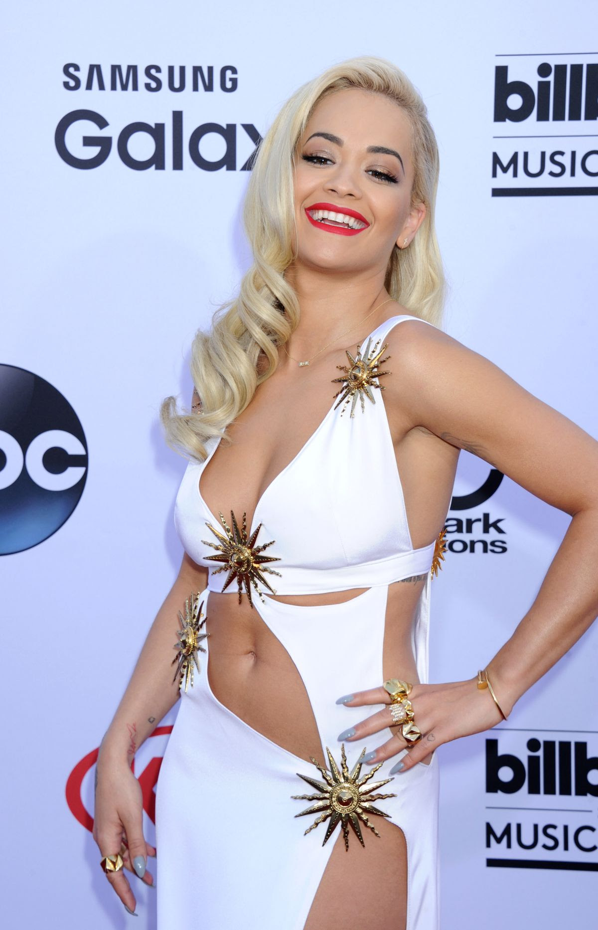 RITA ORA at 2015 Billboard Music Awards in Las Vegas