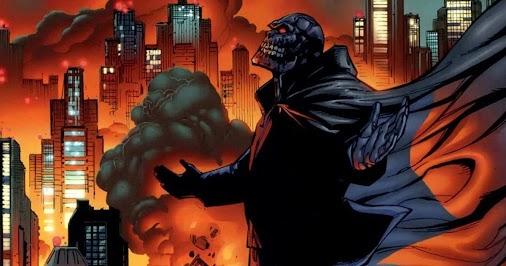 The Hilariously Dumb Origin Of The DC Movies' New Villain #dc #dceu #blackmask #birdsofprey #comics ...