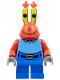 Minifig No: bob005  Name: Mr. Krabs