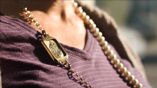 Start-Up Disguises Wearable Tech as Jewelry