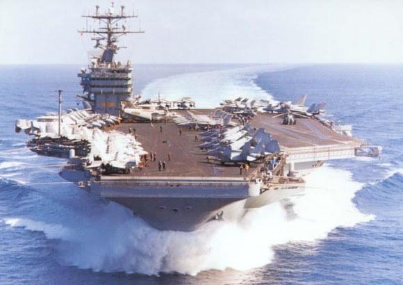 El portaaviones