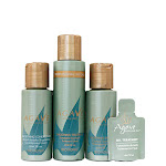 Agave Healing Oil Smoothing Treatment System Pack