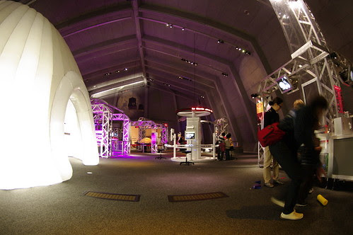 Pentax 10-17mm f/3.5-4.5 fish-eye In Museum