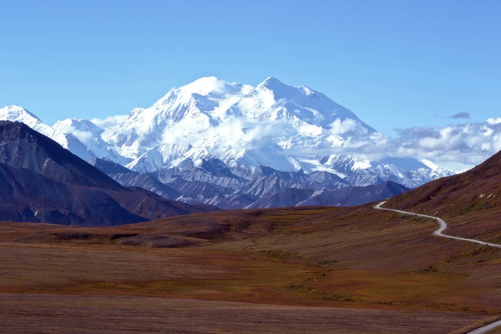 Mountain - Alaska's Denali
