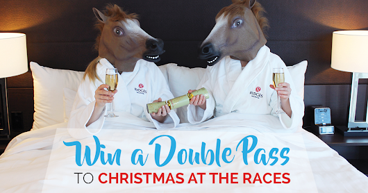 WIN a Double Pass to Christmas at the Races!