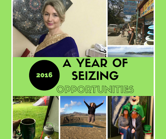 2016: A Year of Seizing Opportunities - Independent Travel Help