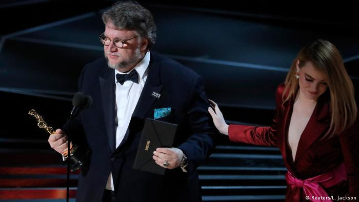USA Oscar-Verleihung 2018 | Best Director The Shape of Water Guillermo del Toro (Reuters/L. Jackson)