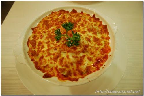 艾蜜奇義大利坊-焗烤茄汁海鮮飯