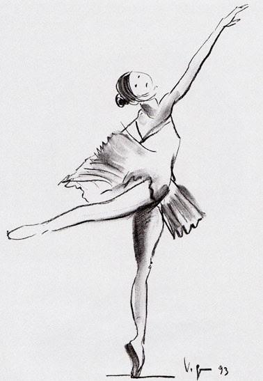 Disegni Da Colorare Di Ballerine Danza Classica Disegno Di