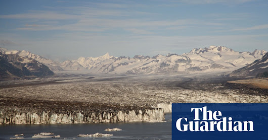 Glacier loss is accelerating because of global warming | John Abraham | Environment | The Guardian