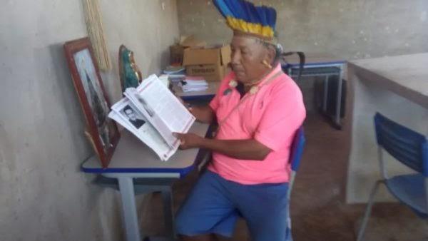 Índio de 102 anos é curado do coronavírus após 15 dias internado
