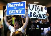Des partisans furieux de Bernie Sanders ont quitté... (REUTERS) - image 2.0
