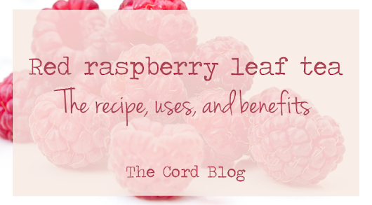Red raspberry leaf tea: The recipe, uses, and benefits