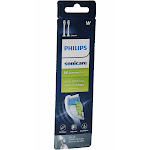 Philips Replacement Brush Heads, DiamondClean, Medium - 2 heads