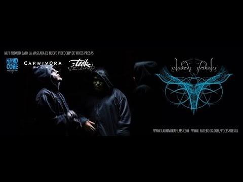 Voces presas - Bajo la mascara (Video)   2015   Colombia