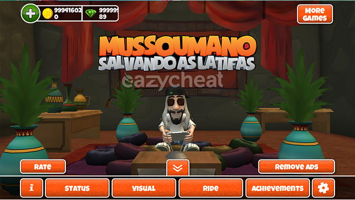 Mussoumano Game v2.4 Cheats