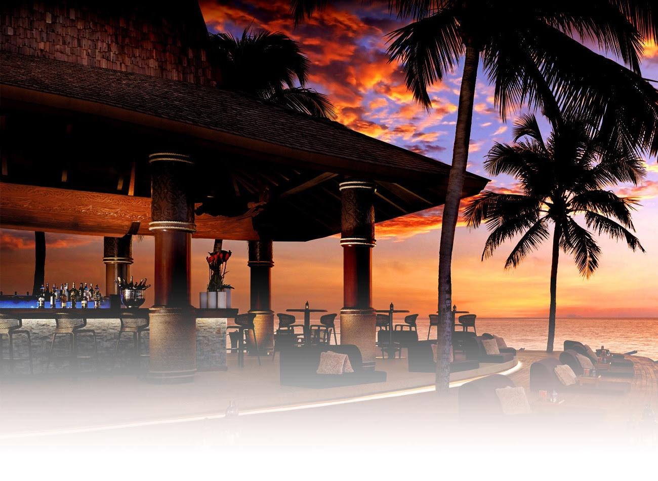 Kota Kinabalu Beach Bar