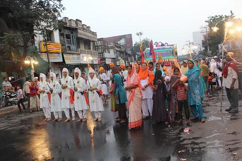 The Sikhs of Hyderabad On Guru Nanak Jayanti 2012 by firoze shakir photographerno1