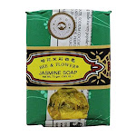 Soap-jasmine Bee And Flower Soaps 4.4 Oz Bar