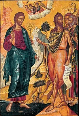 Image result for John the Baptist points to the lamb of god, images