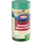 Kraft Grated Parmesan & Romano Cheese - 8 oz jar
