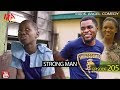VIDEO: Mark Angel Comedy – Strong Man (Episode 205)