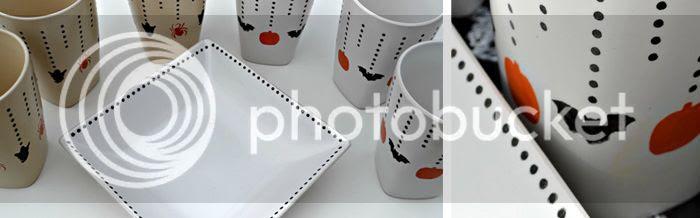 Halloween Mug Set