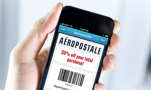 28 Mobile Coupon Examples from Top Brands